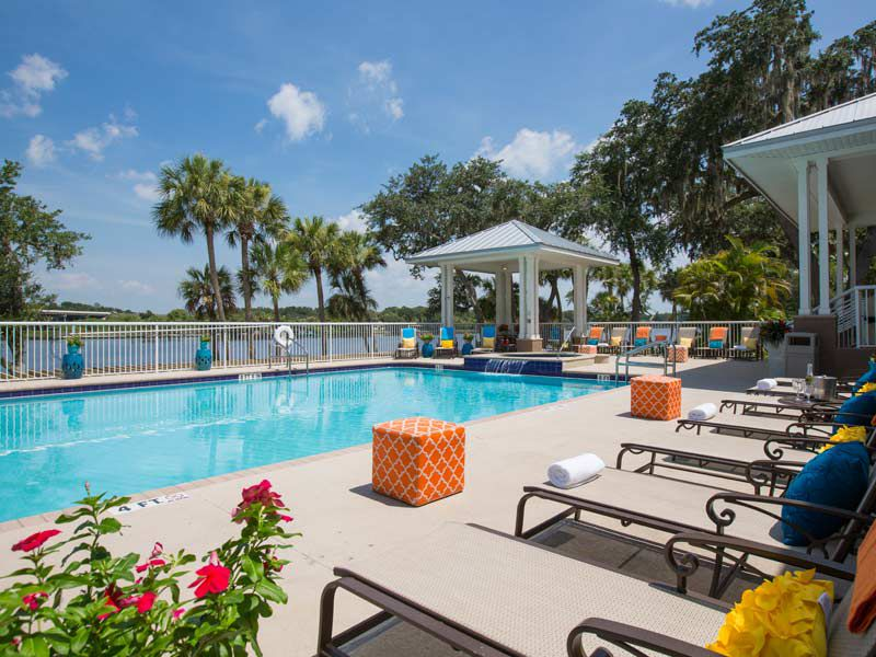 Resort style swimming pool preserve at alafia apartments - Riverview swimming pool pittsburgh pa ...